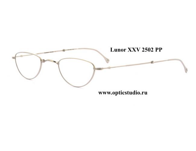 Lunor XXV 2502, цвет PP (платина)