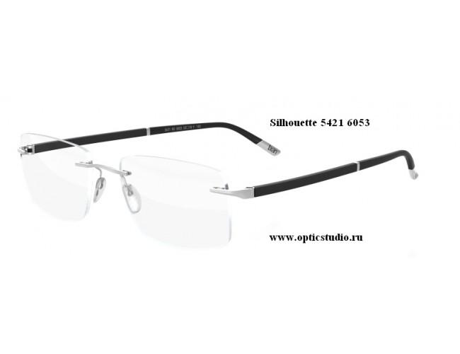 оправа (очки) Silhouette (Силуэт) Hinge C-2 5421 6053