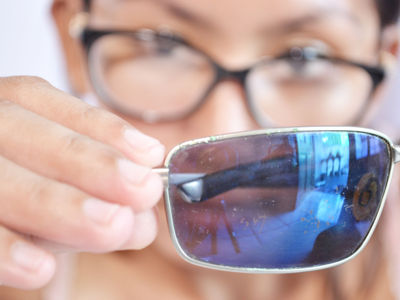 поддельные солнечные очки